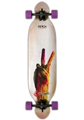 Original Longboards Carbon Apex 40 Double Concave Custom Complete - 40""
