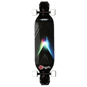 Original Longboards Carbon Apex 40  Diamond Drop Custom Complete - 40""