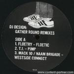 DJ DESIGN - Gather Round Remixes EP