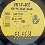 Just Ice Going Way Back 12""