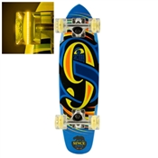 Sector 9 Longboards The Steady Glow Blue