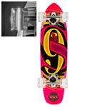 Sector 9 Longboards The Steady Glow Pink