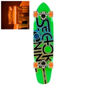 Sector 9 Longboards 2014 The Wedge Glow Complete Green - 31.3""