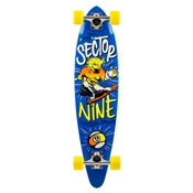 Sector 9 Longboards 2014 The Swift Cruiser Complete Blue - 34.5