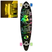 Sector 9 Longboards 2014 The Swift Cruiser Complete Black - 34.5