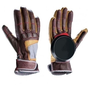 Loaded Longboards Advanced Freeride Slide Gloves - Leather