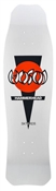 Hosoi Skateboard Long Board Hammerhead White