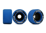 Landyachtz Wheels Zombie Freerides 76mm /  78a Blue