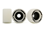 Landyachtz Wheels Zombie Freerides 76mm / 80a White