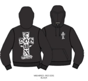Dogtown Hoodies Reddog Pullover - Black