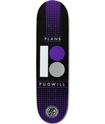 Plan B Skateboards Pudwill Halftone