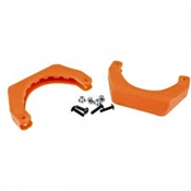 Original Nose and Tail set for Apex 40 - Orange