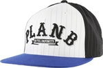 Plan B Hats Pennant Snap Back