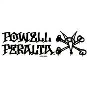 Powell Peralta Vato Rat  Strip Sticker 7 inch