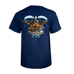 Powell Peralta T-Shirts - BANNER DRAGON