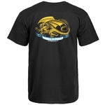 Powell Peralta T-Shirts - OVAL DRAGON