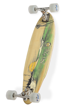 Sector 9 Longboards Maccas With Sidewinders 169 99