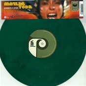 Maylee Todd - Aerobics in Space Serato Pressing Jade Green