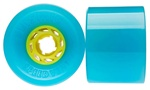 Seismic Wheels - Speed Vent 77mm x 55mm - 79A - Two Tone Blue/Green