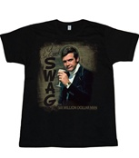 Six Million Dollar Man Shirt Swag - Black