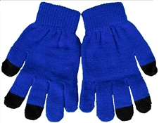 A&R Smartphone Gloves - Royal Blue 228608