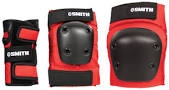 Smith Scabs Youth 3 pack Red