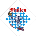 Bones Brigade Mullen Chess Sticker