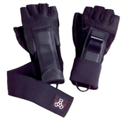 Triple 8 wrist guards Hired Hands