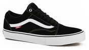 Vans Old Skool 92 Pro - Black/White/Red