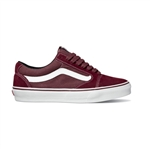 Vans Shoes TNT 5  - Mahogany/White