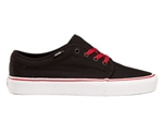 Vans Shoes 106 Vulcanized - Black/Chilli Pepper