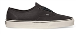 Vans Shoes Hemp Authentic - Black/Turtledove Grey
