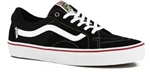 Vans AV Native American Low - Black/White/Scarlet