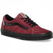 Vans AV Native American Low Suede - Brick/Black