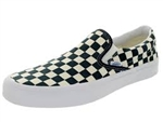 Vans Shoes Classic Slip On (Golden Coast) DrBl/Wht Ckr