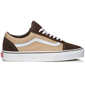 vans shoes old skool coffee khaki. Black Bedroom Furniture Sets. Home Design Ideas