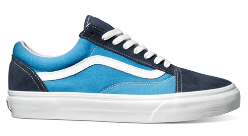 Vans Old Skool Black Blue