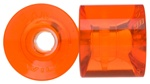 3dm Wheels -  Avila - 75mm x 65mm - 73A - Orange