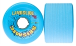Seismic Wheels - Landslide 75mm x 54mm 83a Blue