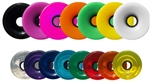 70mm Offset Longboard Wheels