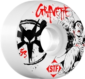 Bones Street Tech Formula Wheels Pro Gravette Killers - 53mm