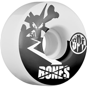 Bones SPF Wheels Too Tone 54mm 84B Skate Park Formula