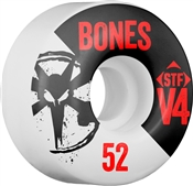 Bones Street Tech Formula Wheels V4 Series 52mm