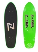 Z-Flex Skateboards Jimmy Plumer Green Deck