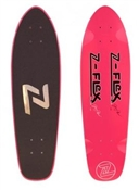 Z-Flex Skateboards Jimmy Plumer Pink Deck