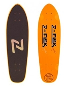 Z-Flex Skateboards Jimmy Plumer Orange Deck