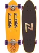 Z-Flex Skateboards Jimmy Plumer Orange