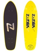 Z-Flex Skateboards Jimmy Plumer Yellow Deck