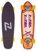 Z-Flex Skateboards Jimmy Plumer P.O.P.  Orange Purple