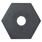 10 lb. Rubber Base